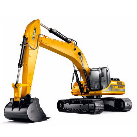 JCB JS360 Tracked Excavator Service Manual - 9803/9880-3