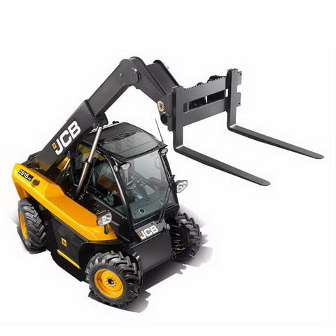 JCB 515-40 Telescopic Handler Service Manual - 9803/9900-2