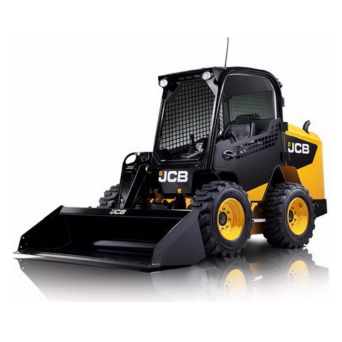 JCB Robot 260W, 280W, 300W, 330W, 260T, 300T, 320T Skid Steer Loader Service Manual - 9803/9950-1
