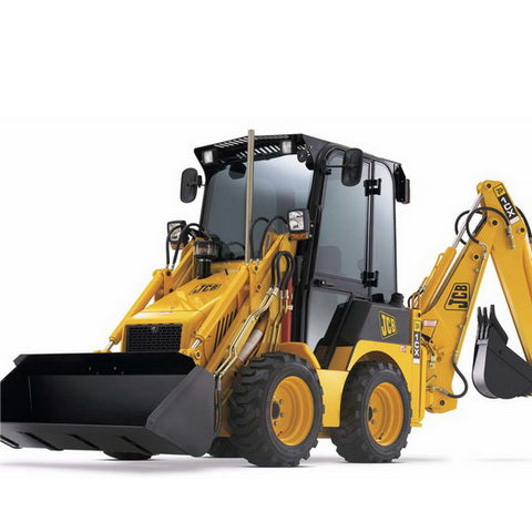 JCB 1CX, 208S Backhoe Loader Service Manual - 9803-9960-1