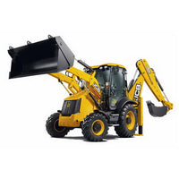 JCB 3CX, 4CX Backhoe Loader Service Manual - 9813/0250-01