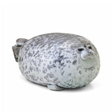 Load image into Gallery viewer, Angry Seal Pillow