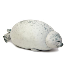 Load image into Gallery viewer, Sleepy Seal Pillow