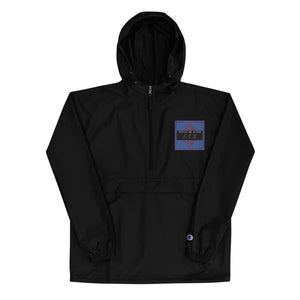 Embroidered Champion Packable Unisex Jacket