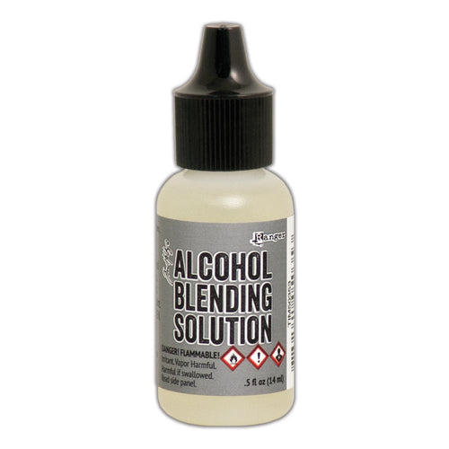 Tim Holtz Alcohol Ink Blending Solution .5oz TIM50353 789541050353