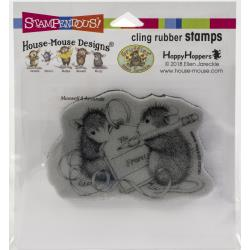 Stampendous House Mouse Stamps