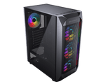 Cougar MX410 Mesh-G RGB Gaming Mid-Tower