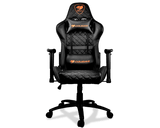 Cougar Armor One Black Chair