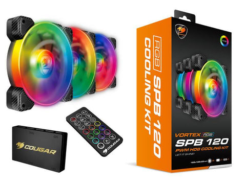 Cougar Vortex SPB RGB Cooling Kit