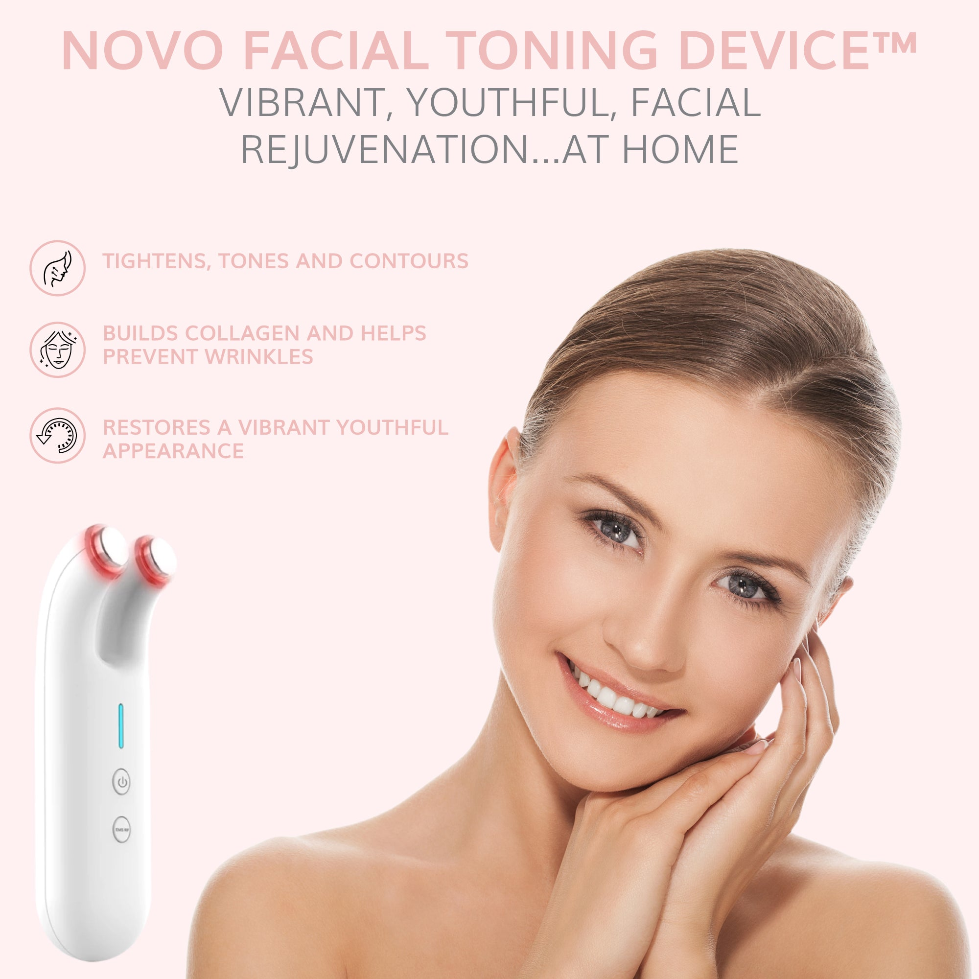 Novo Microcurrent Facial Toner