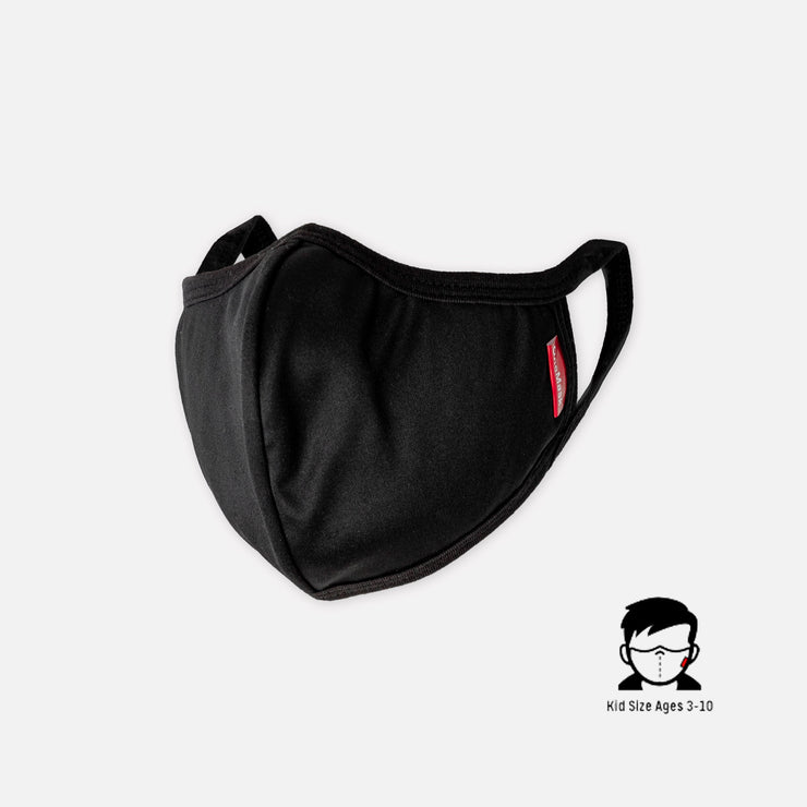 Kid's Mask (Black)