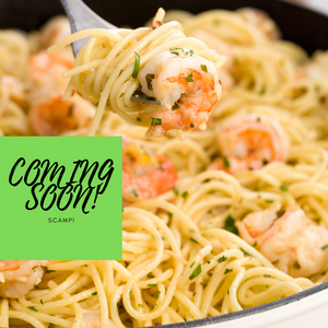 COMING SOON!- CBD Infused Scampi