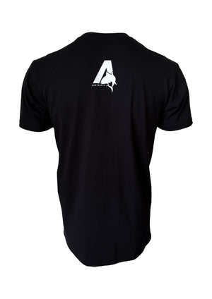 High quality cotton t-shirt - black