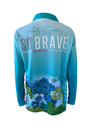 So Brave Sunshirt - Ladies