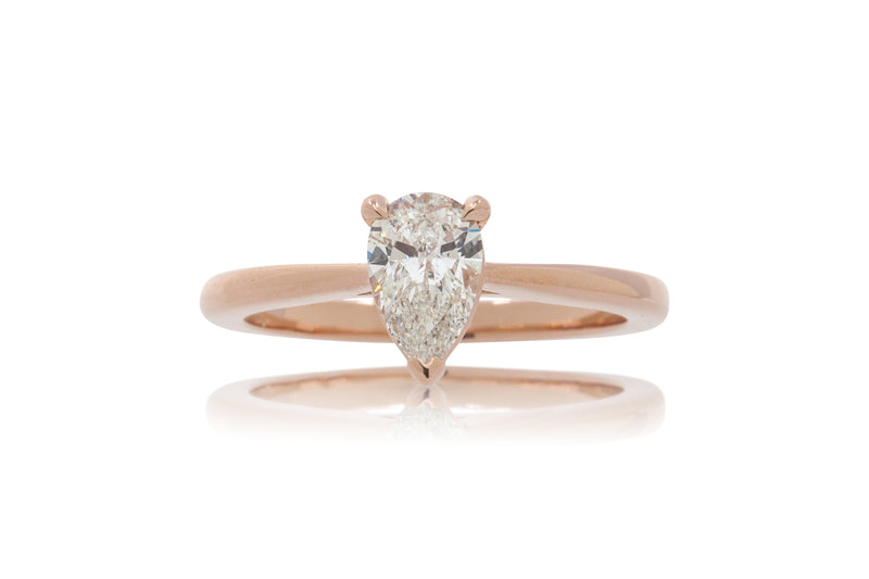 Pear Shape Dominion Style Solitaire