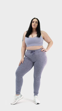 The Women's Select Jogger - Heather Canyon
