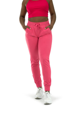 The Women's Select Jogger - Guava