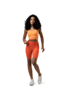 Balance Athletica Bottoms The Linear Rider Short - Sunset