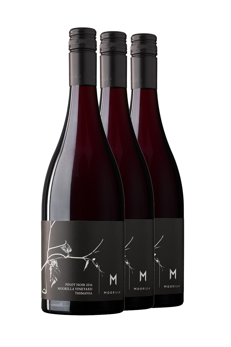 Muse Pinot Noir 2016 Three Pack product shot