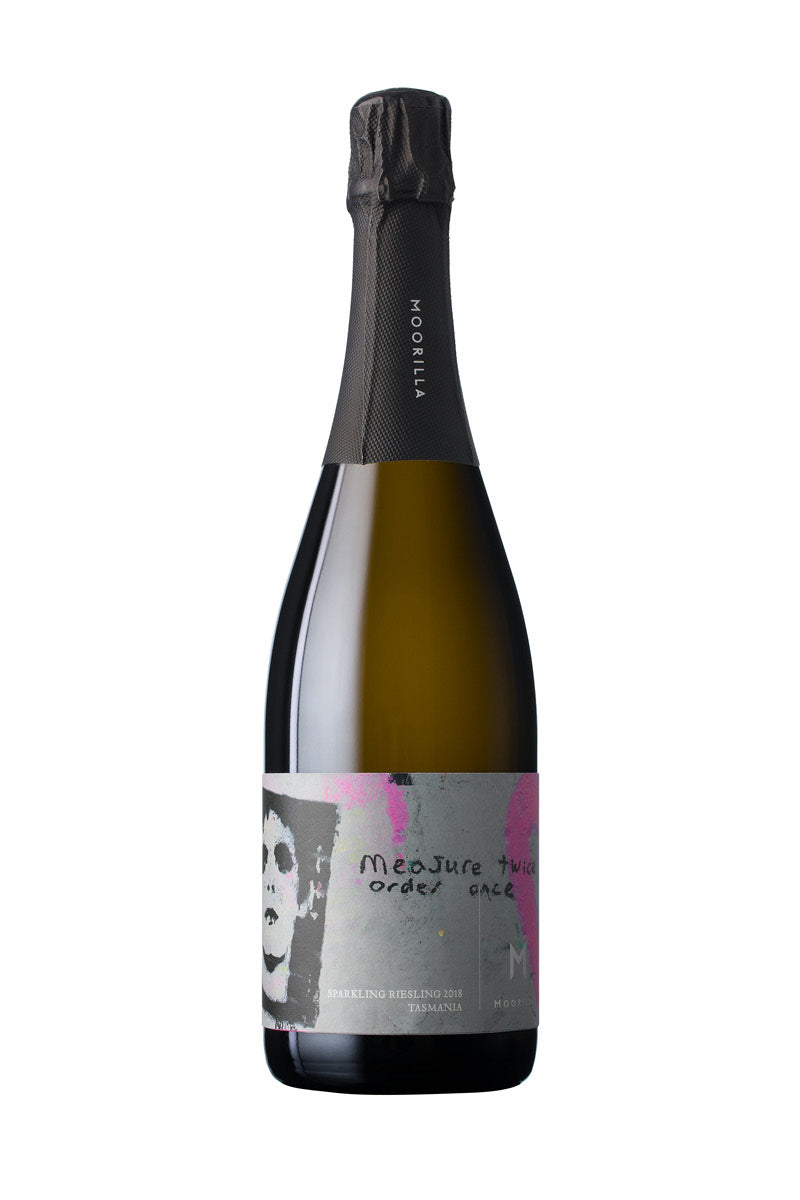 Praxis Sparkling Riesling 2018 product shot