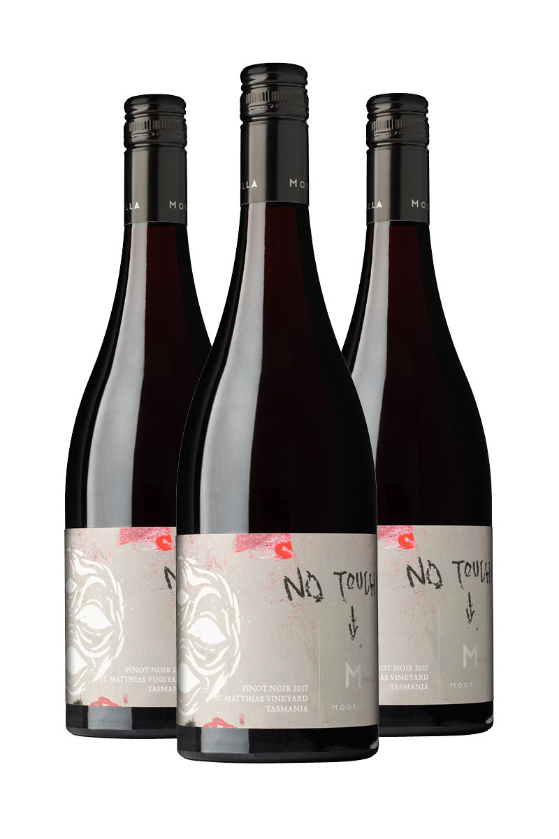 Praxis Pinot Noir 2017 Three Pack product shot