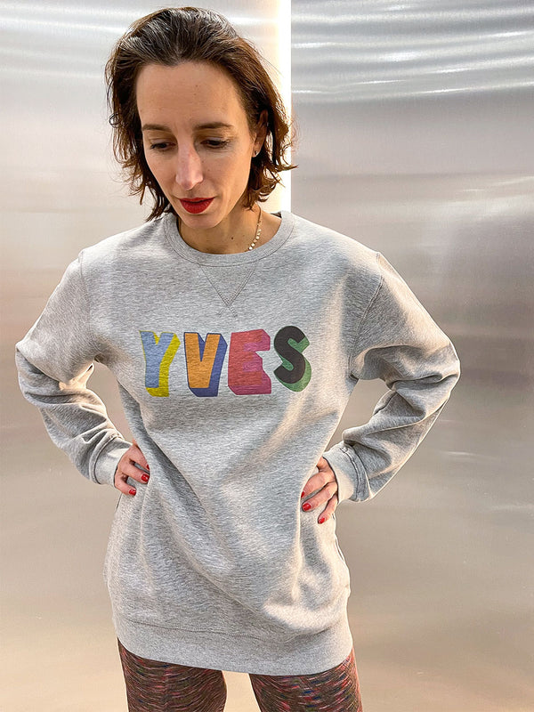 YVES Statement Sweater