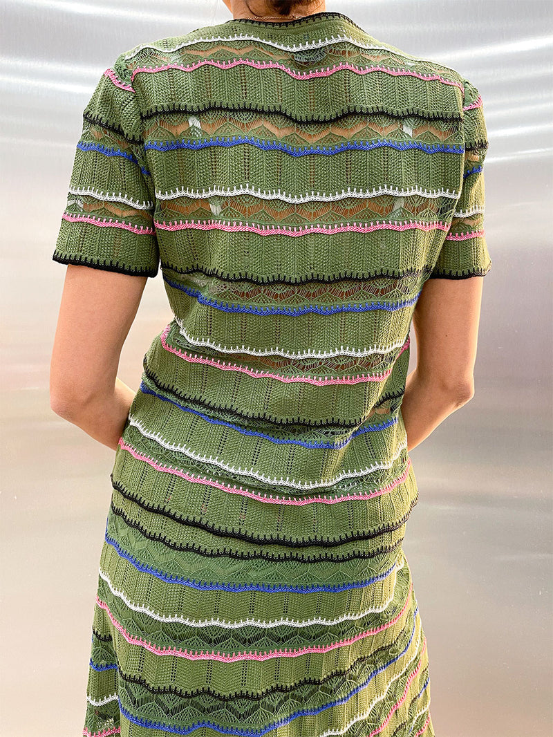 Missoni Strick Top