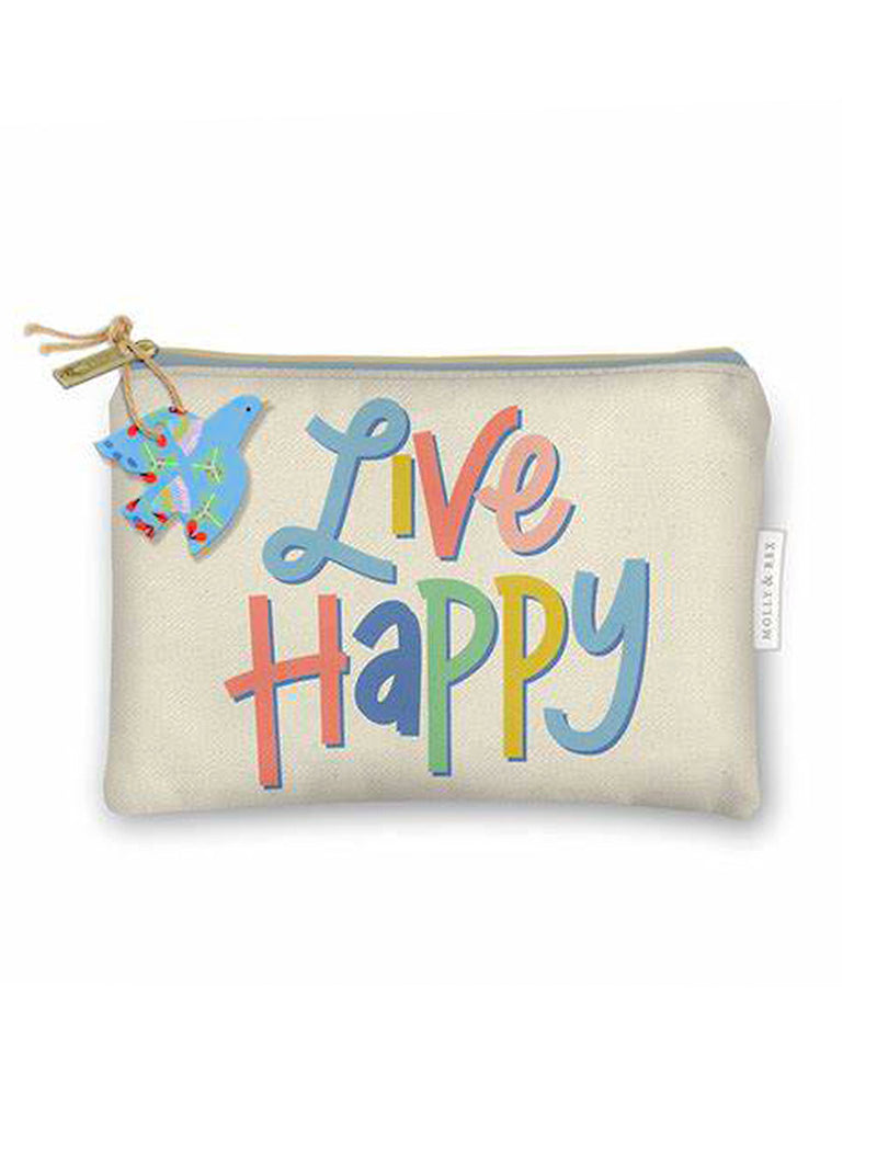 Live Happy Kosmetiktasche