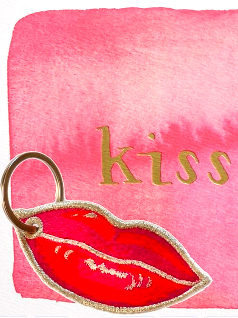 Label Kiss