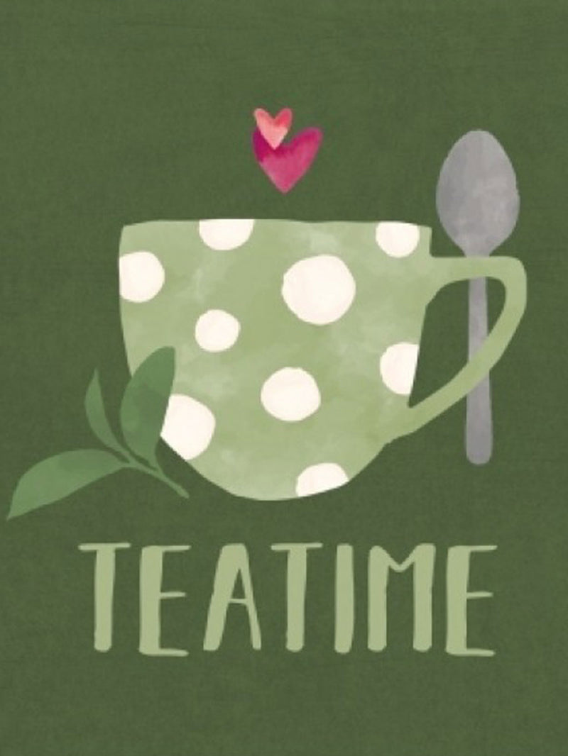 Servietten Tea Time