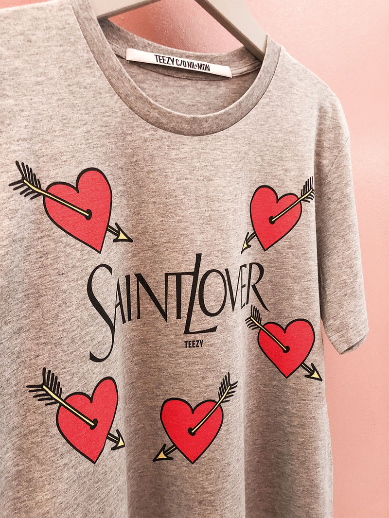 Saint Lover Statement T-Shirt