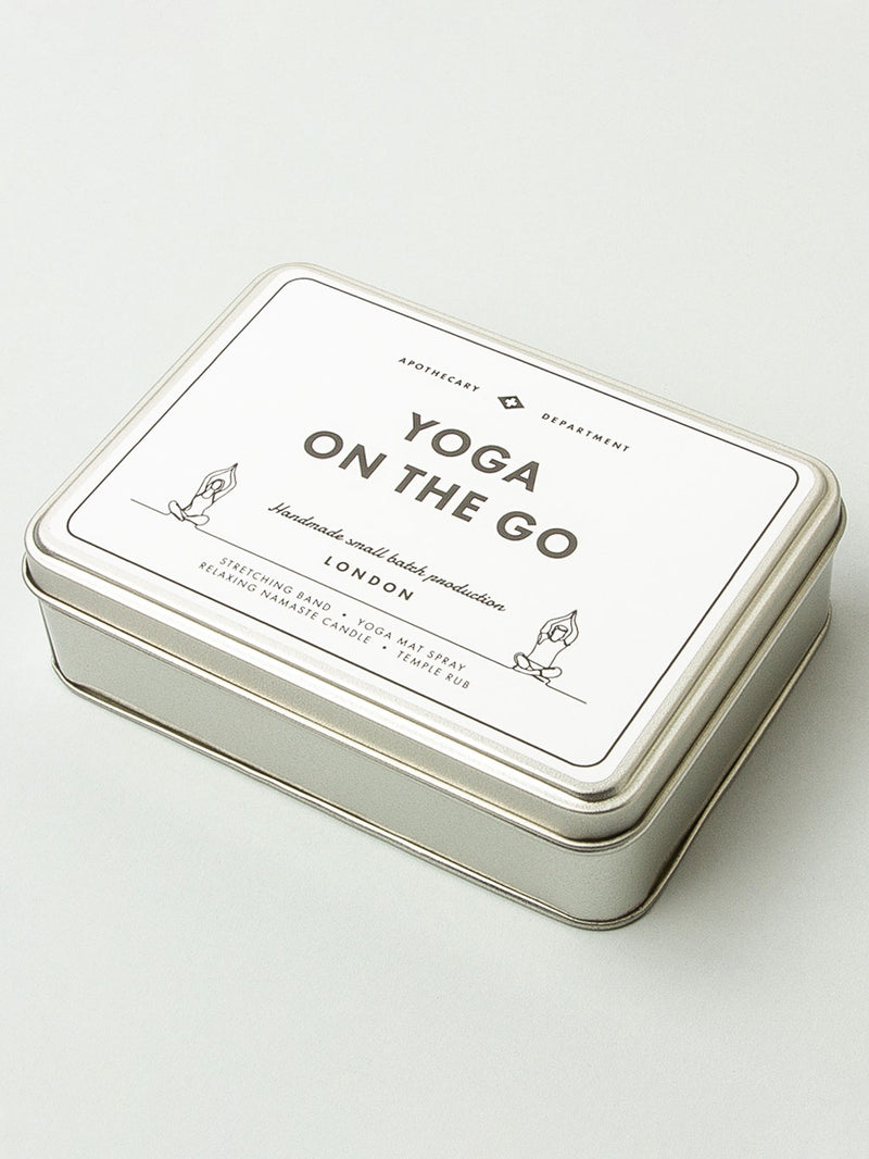 Yoga on the Go Kit