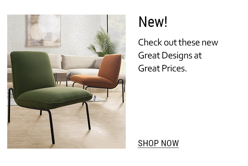 02 -Green and brown accent chair new products