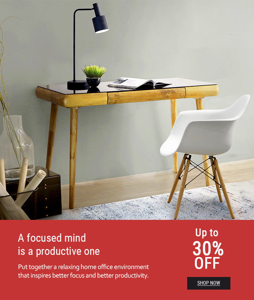 12_-_Scandinavian_inspired_home_office_with_sleek_wooden_desk_and_white_chair