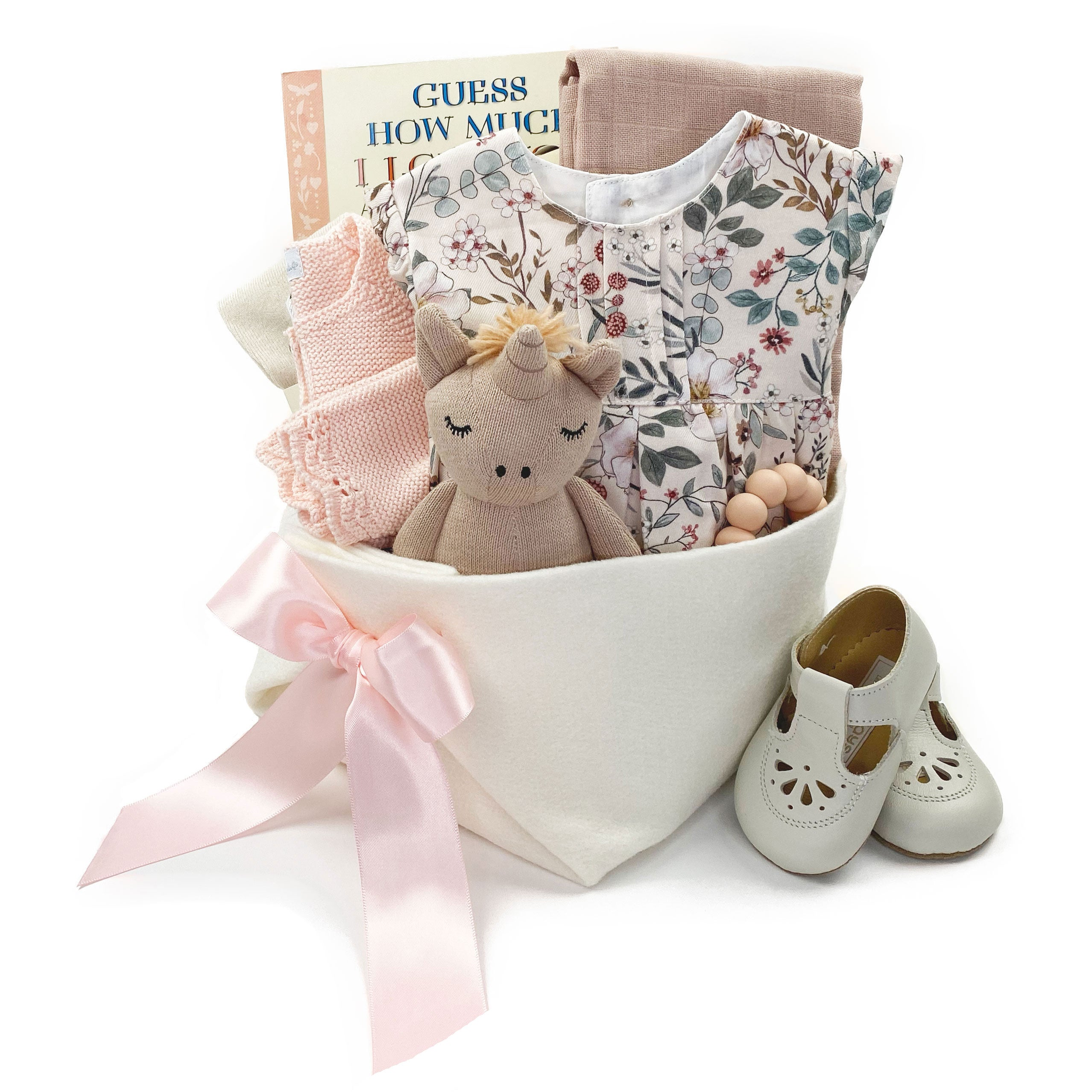 Luxury Baby Gift Baskets at Bonjour Baby Baskets