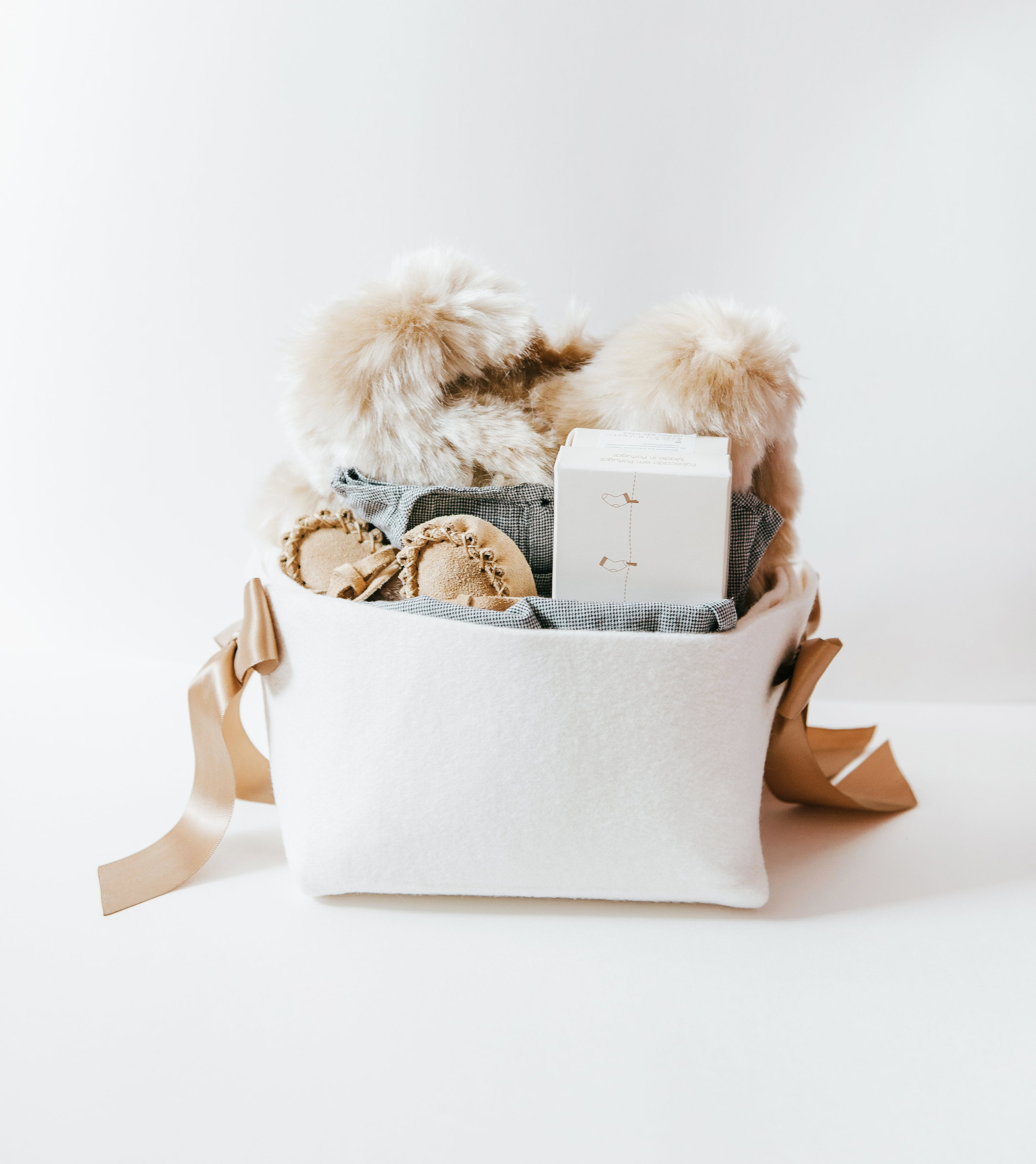 Luxury Baby Gift by Bonjour Baby Baskets