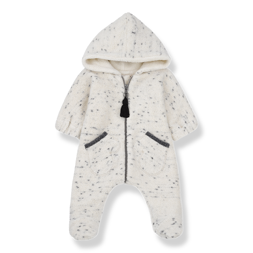 Winter baby Romper by 1+ in the Family