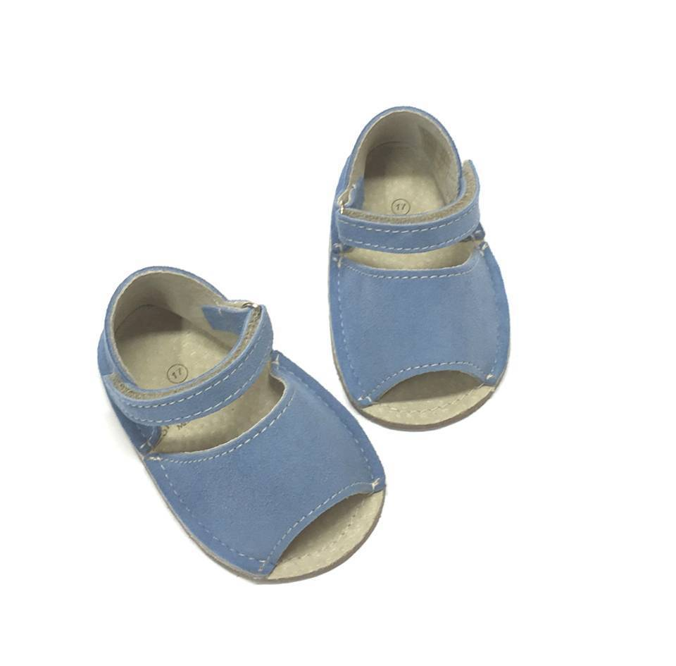Soft Baby Sandals at Bonjour Baby Baskets - Best Baby Gifts