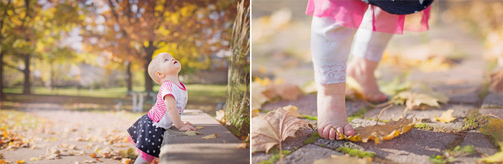 Top 6 Milestone Photographs to Capture your baby growing up