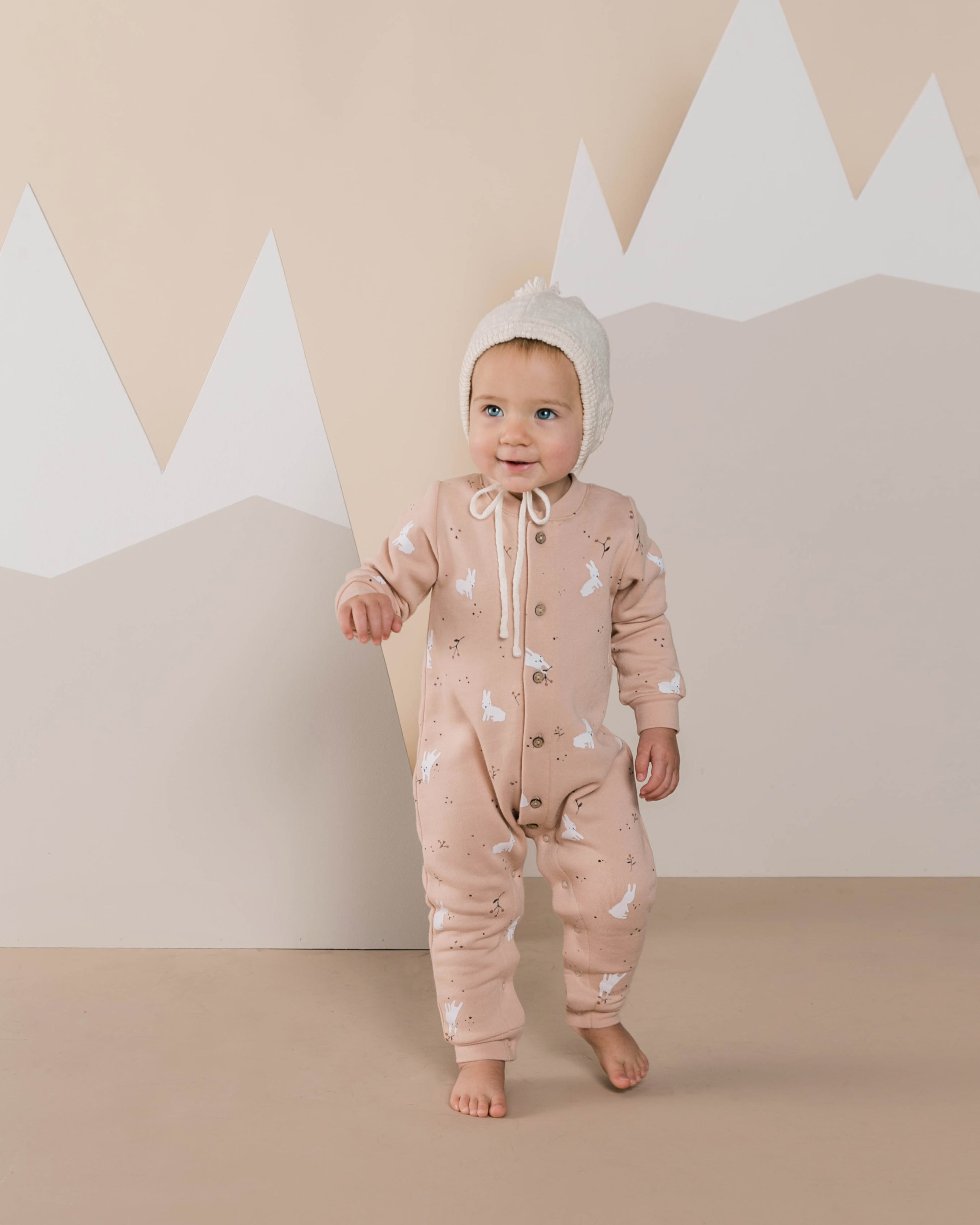 Trendy collection of baby fashion by Rylee and Cru at Bonjour Baby Baskets