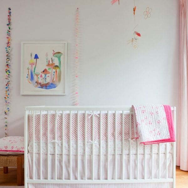 Little Auggie Luxury Baby bedding at Bonjour Baby Baskets