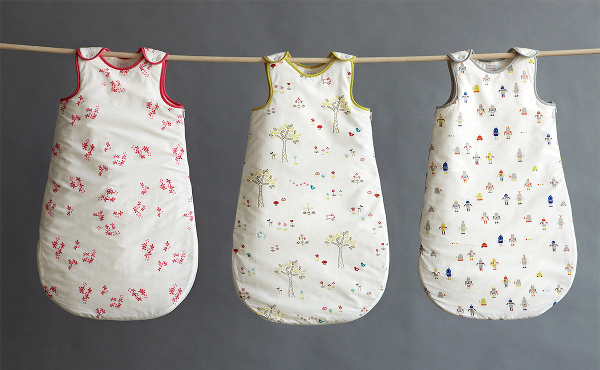 Little Auggie Sleeping Gowns