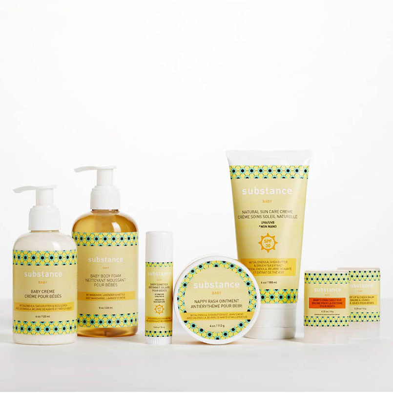 Matter Company Baby Skin Care Products