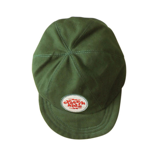 Baby Cap Navy Hunter Green