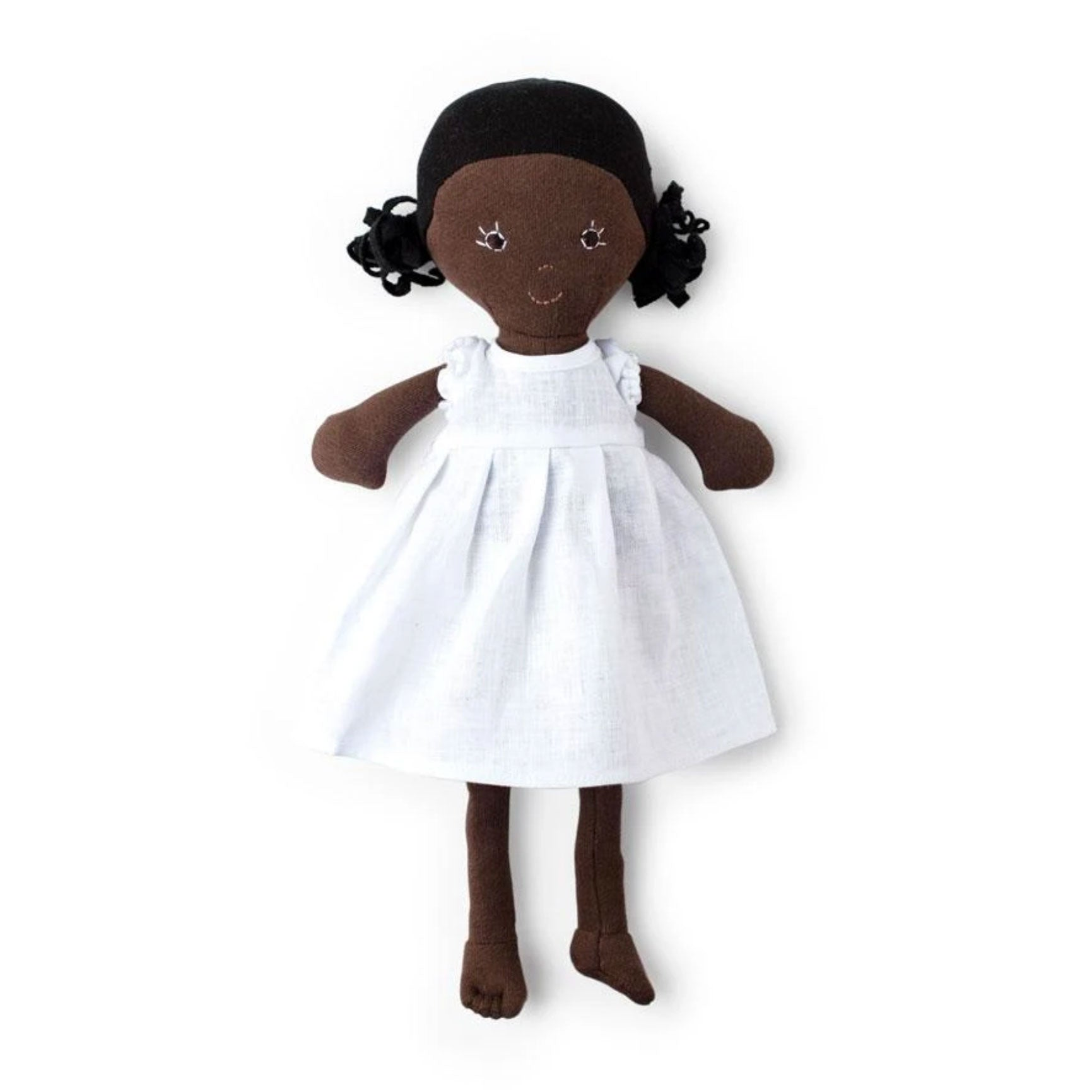 Hazel Village Ada soft doll at Bonjour Baby Baskets, luxury baby gifts