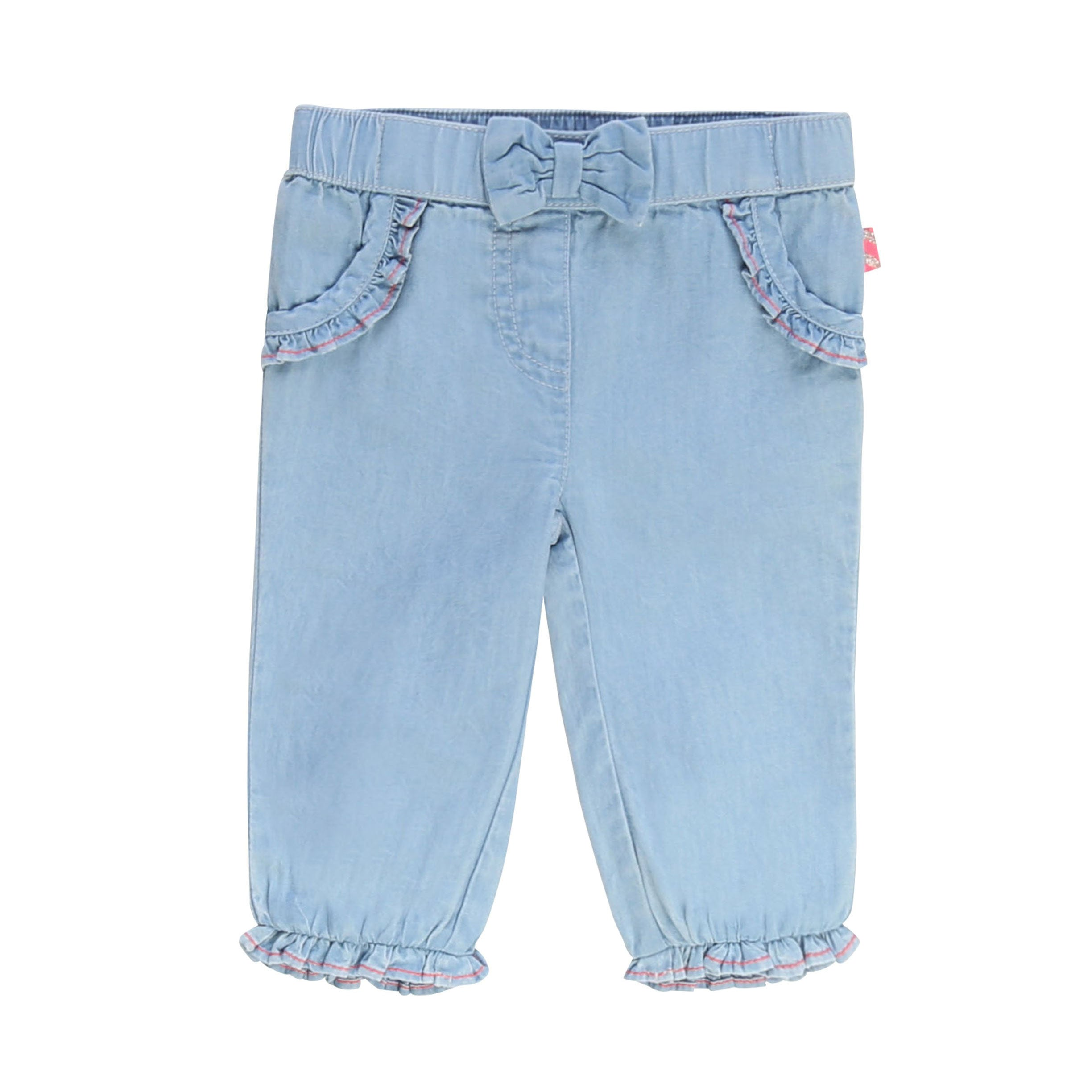 BillieBlush Baby Girl Jeans at Bonjour Baby Baskets, Luxury Baby Gifts