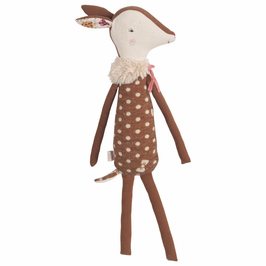 Sleepy Walkey Deer by Maileg at Bonjour Baby Baskets