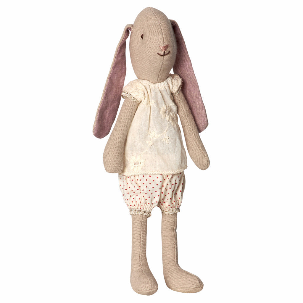 Mini Bunny Girl by Maileg at Bonjour Baby Baskets