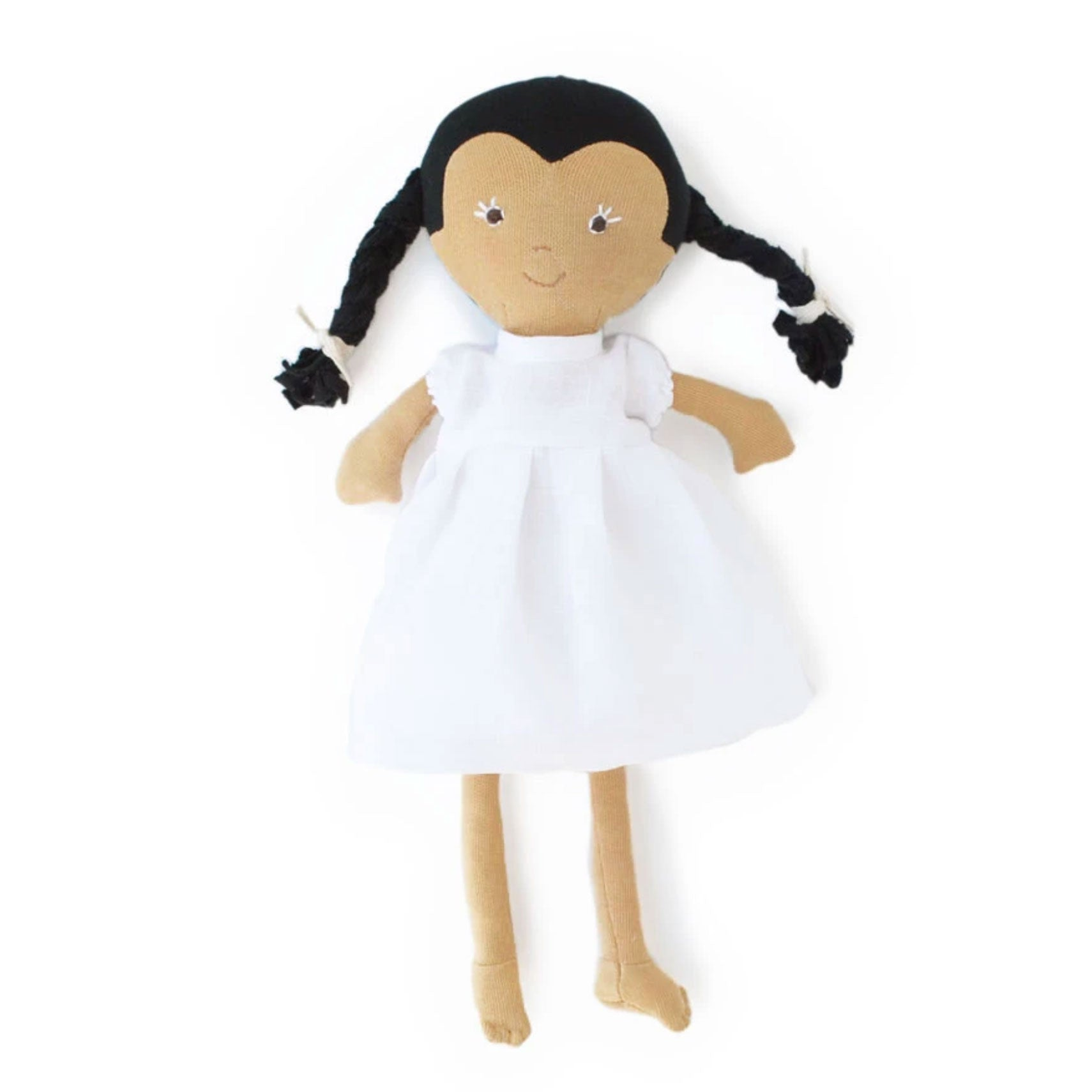 Hazel Village Celia soft doll at Bonjour Baby Baskets, luxury baby gifts