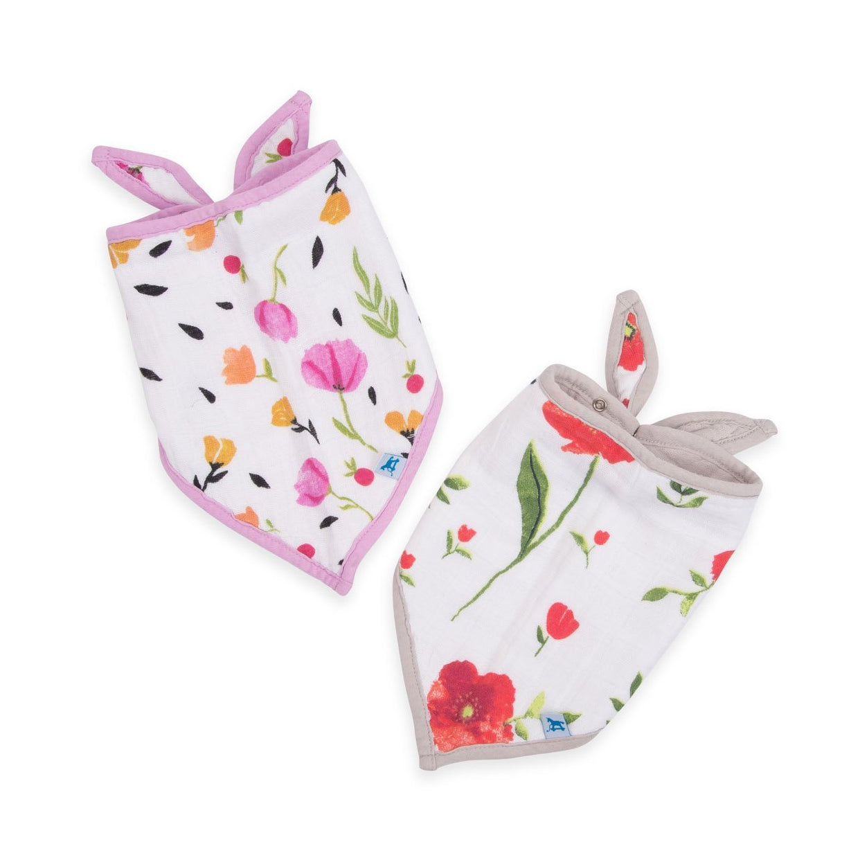 Baby Bandana Bibs by Little Unicorn at Bonjour Baby Baskets